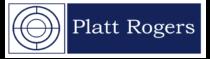 Platt Rogers Logo